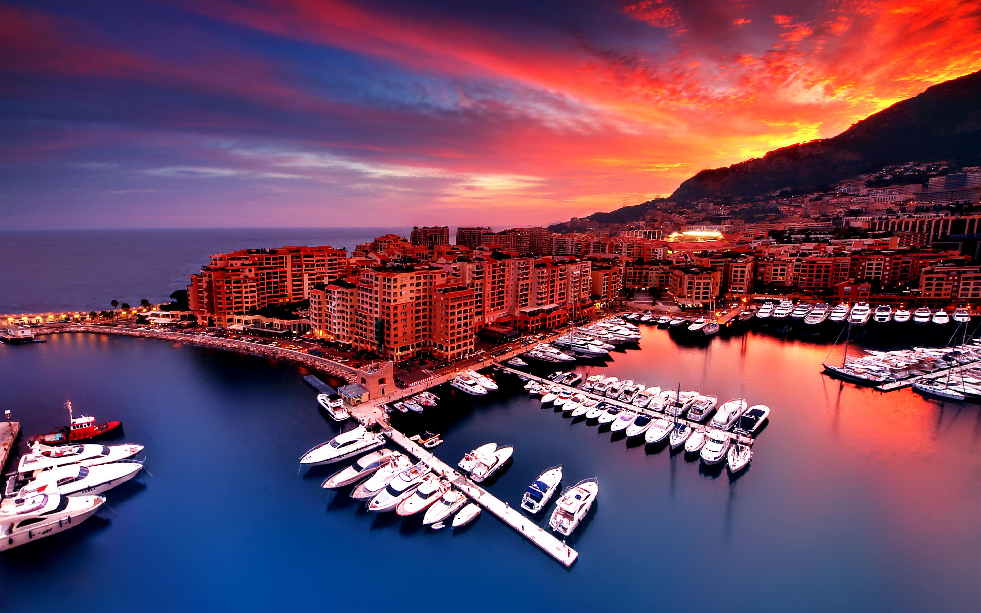 Аренда яхты в Монако